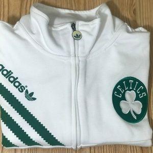 Adidas Celtic Track Jacket